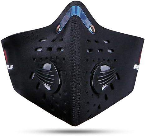 skysper masque de protection respiratoire masque anti-pollution