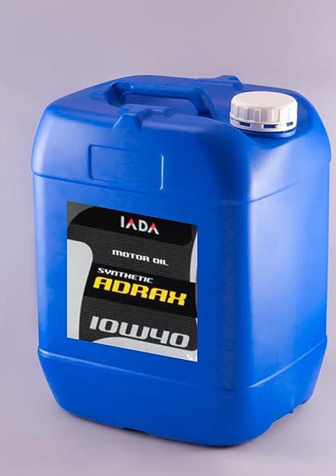 Aceite Sintético 10w40 - Bidón 20 Litros