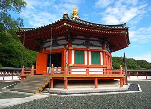 Home Comforts LAMINATED POSTER Daishimae Japan Temple Tokyo Poster 24x36 (Temple Tokyo Japan)