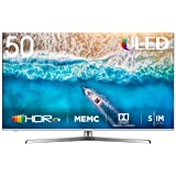 Hisense H50U7B - Smart TV ULED 50 4K Ultra HD con Alexa Integrada, Bluetooth, Dolby Vision HDR, HDR 10+, Audio Dolby Atmos, Ultra Dimming, Smart TV VIDAA U 3.0 IA, mando con