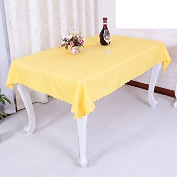 Thickened Solid Color Tablecloth/ Hotel Tablecloth/ Hotel/Restaurant  Tablecloths/Conference Picnic Blanket