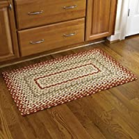 Park Designs Mill Village Braided Rectangle Rug - 27x45