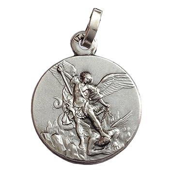Amazon saint michael the archangel medal the patron saints saint michael the archangel medal the patron saints medals aloadofball Gallery