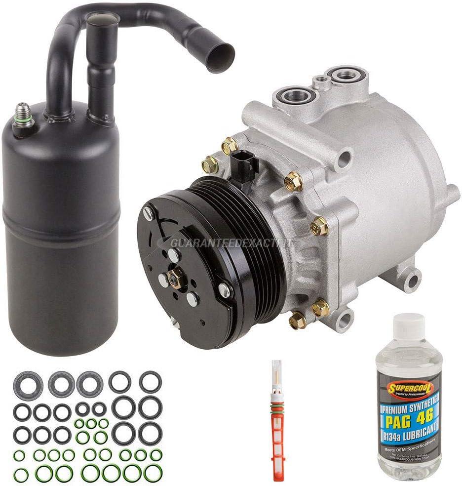 A//C Compressor Kit Fits Crown Victoria Grand Marquis Town Car OEM FS10 IC57123