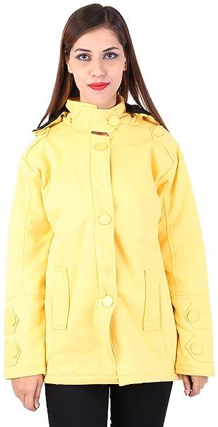 fa1077381 Ludhiana Met Women s Regular Fit Jacket (BF-36 XXXL
