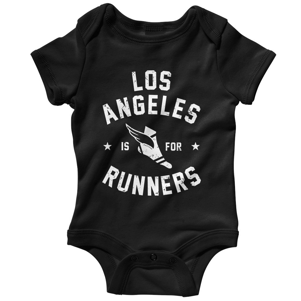 Smash Transit Baby Los Angeles is for Runners Creeper