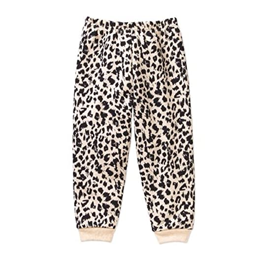6698d7abfc8 Image Unavailable. Image not available for. Color  Garanimals toddler girls  new size 3T rib cuff print fleece pants cotton polyester