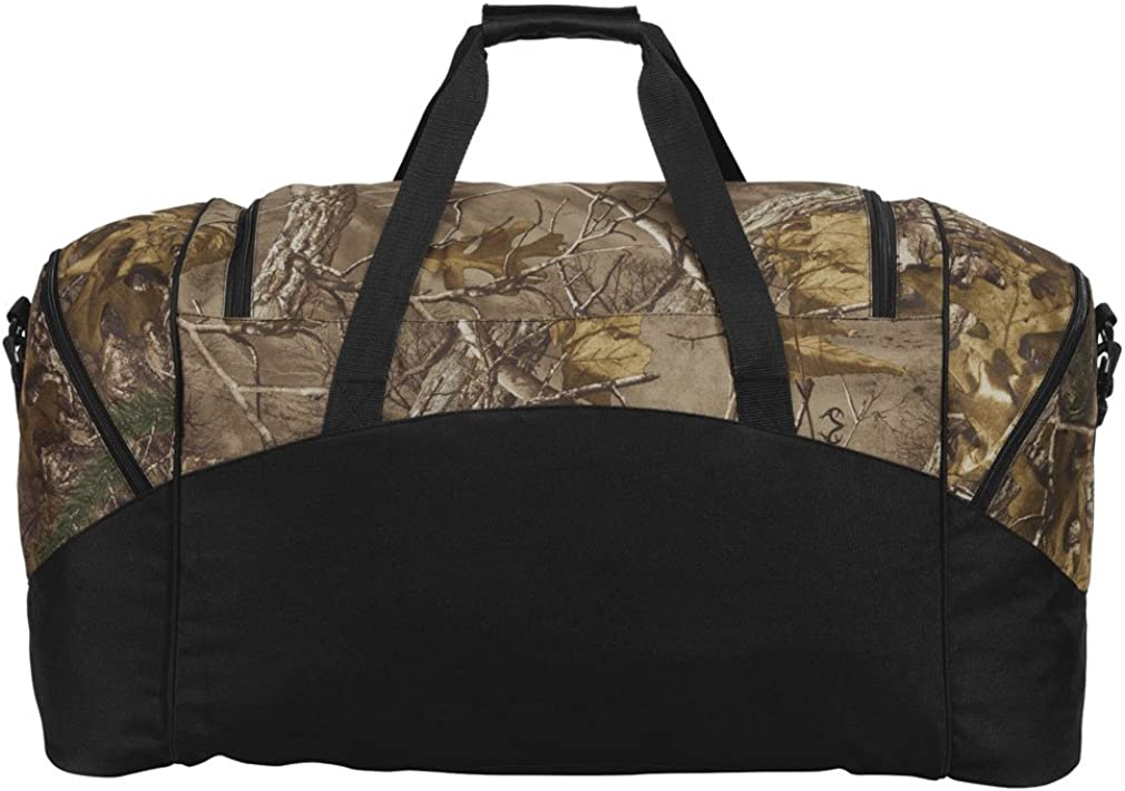 Large Flamingos Duffel Bag CAMO Pink Flamingo Suitcase Duffle Luggage