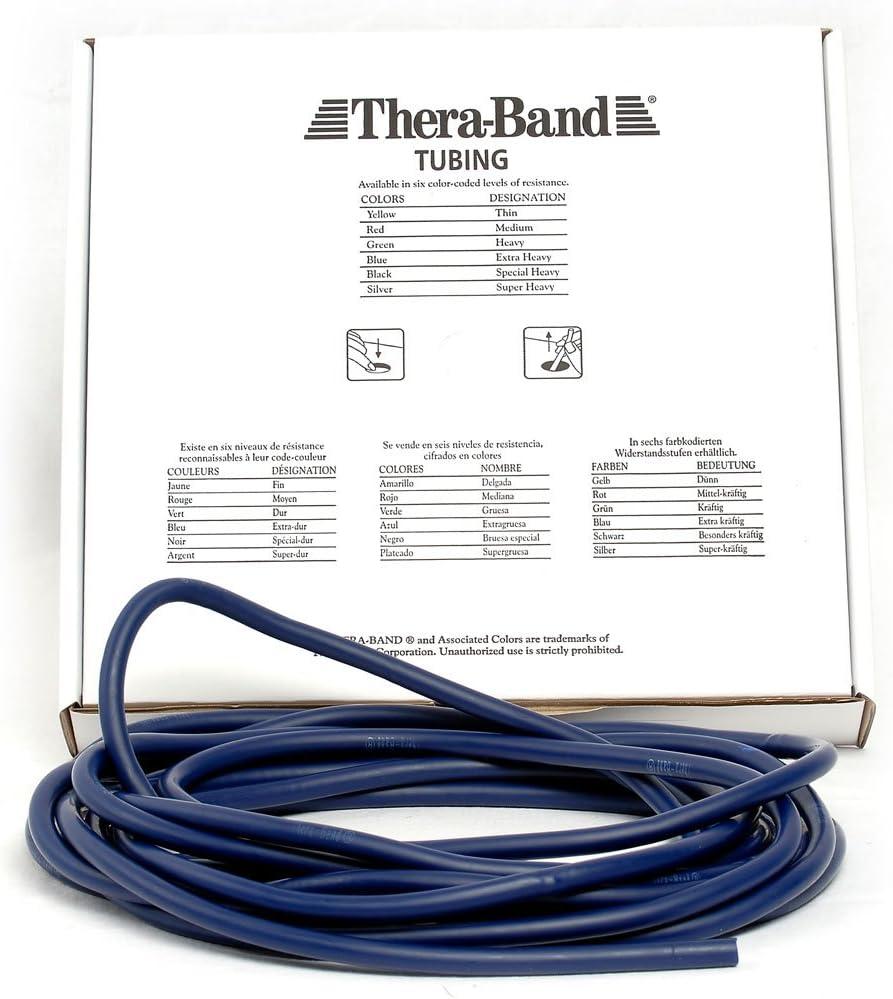 Thera-Band ® 2,5 M Verde Ginnastica nastro originale TheraBand del ruolo