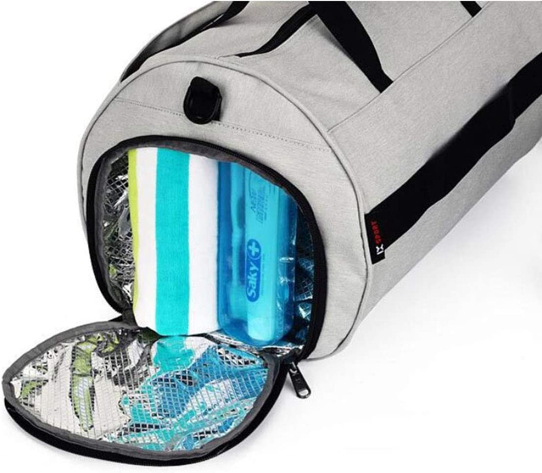 Multi-Function Large-Capacity Travel Bag Color : Blue, Size : 1810.410.4 inch. Kaiyitong Fitness Bag Swimming Pool Yoga Bag Large Size: 45 26 26