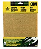 3M Sandpaper, Aluminum Oxide, Coarse, 9-Inch by 11-Inch (choose assortment on product page)