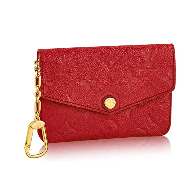 Amazon.com: Louis VUITTON Monogram Empreinte clave de piel ...