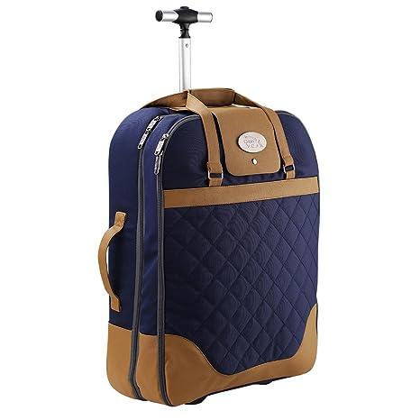 Cabina Max Mónaco portadora vestido de equipaje de mano maleta 55x40x20 cm . Perfecto para los