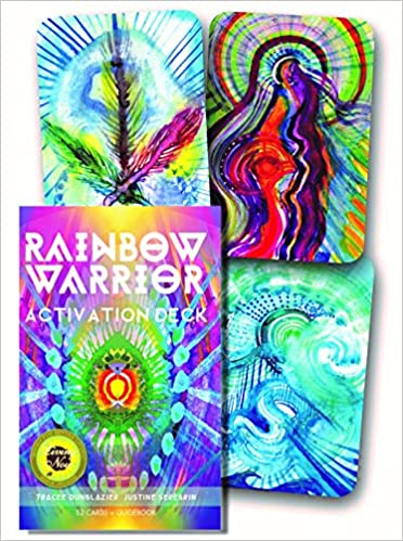 The Rainbow Warrior Activation Deck travel product recommended by Tracee Dunblazier on Pretty Progressive.