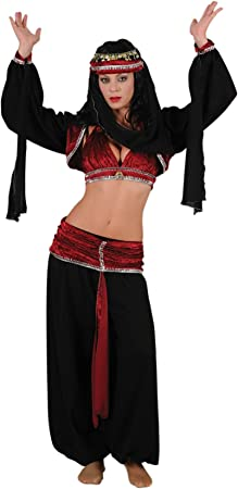 Stamco Disfraz Danza del Vientre Jameela: Amazon.es: Juguetes y juegos