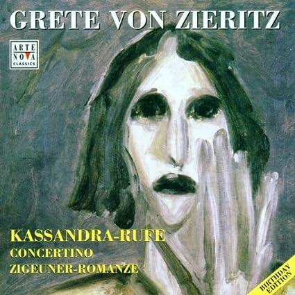 Zieritz: Kassandra Rufe by Boettcher: Boettcher, Goebel: Amazon.it: Musica