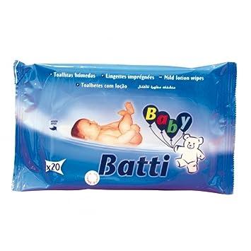 Lea Batti Toallitas Húmedas Pack 20 Unidades