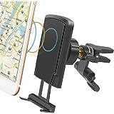 Handyhalterung Auto Magnet Lüftung - KFZ Halterung Universal Kompatibel für iPhone X/8Plus/8, 7Plus/7, 6s/6, 5s/5, Samsung Galaxy S9/S9+, S8/S8Plus/Note 8, S7/S7 Edge, S6/S6 Edge und alle andere Smartphone oder Navi GPS-Gerät Autohalterung