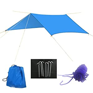 Rain cover - waterproof a tent