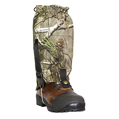 3aa6153b Raptor hunting solutions Realtree AP Camouflage Waterproof Breathable  Hiking Gaiter for Men and Women: Amazon.co.uk: Clothing