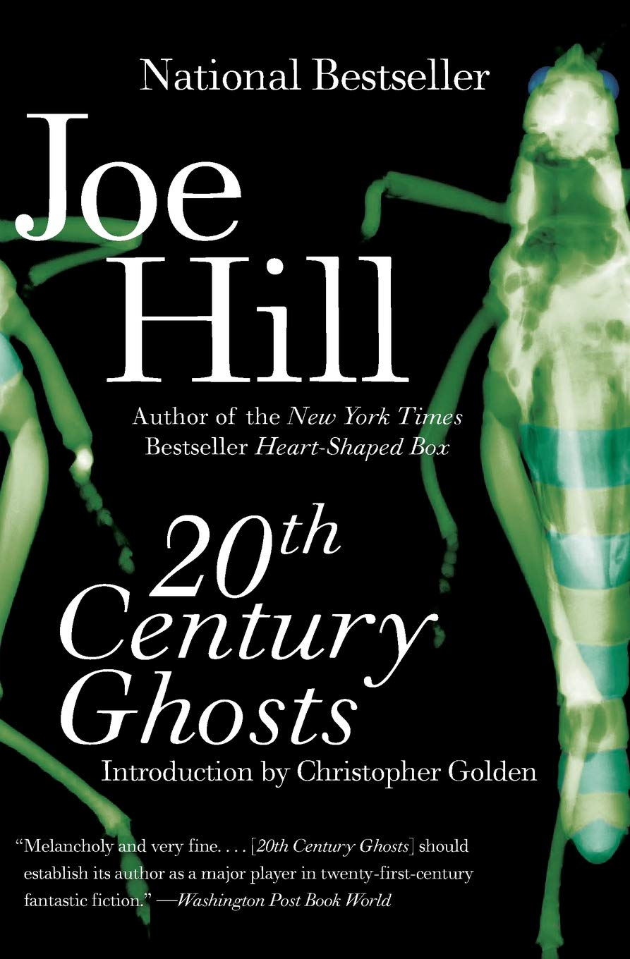 Image result for stock photo joe hill 21st century ghosts