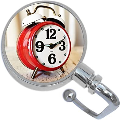 purse hook tabletop purse hanger Vintage clock purse hanger clock purse hook vintage clock HG139PH clock purse hanger purse hanger