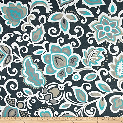 (Premier Prints 0432809 Faxon Indoor/Outdoor Cavern Fabric by The Yard,)
