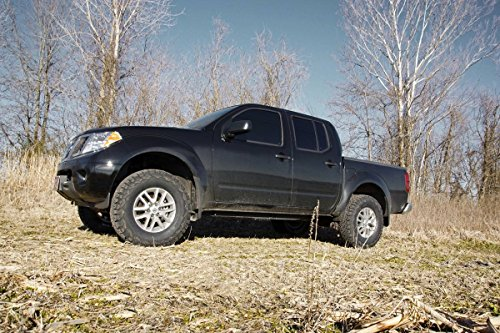 Nissan Frontier Lifted >> Amazon Com Rough Country 2 5 Inch Suspension Leveling Lift Kit For