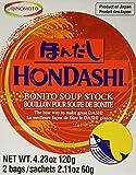 Ajinomoto - Hon Dashi (Soup Stock) 5.28 Oz. (Pack of 6)