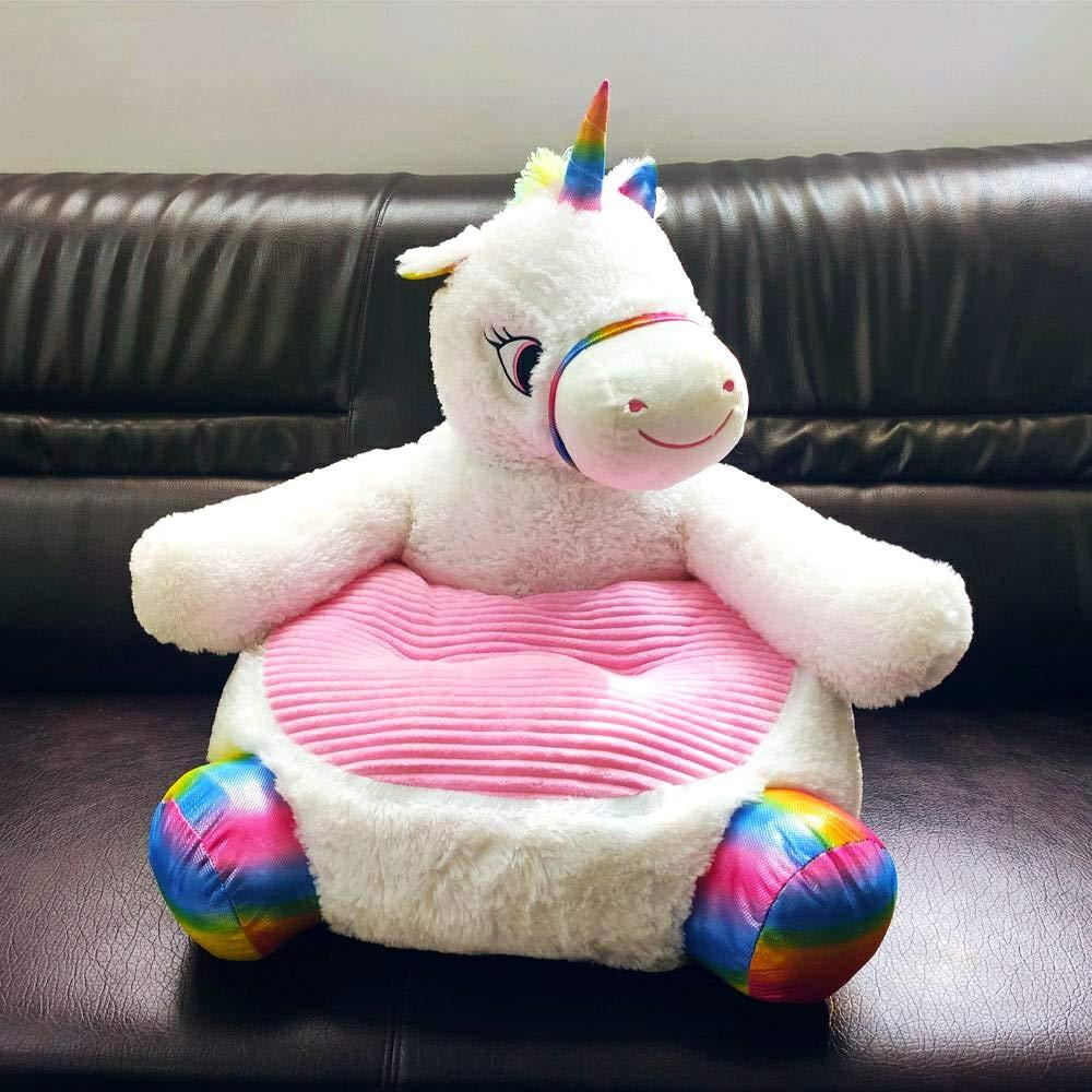 Panda Tickos Baby Sofa Plush Panda Armchair Fluffy Animal Chair Cushion Stuffed Animal Toy Doll