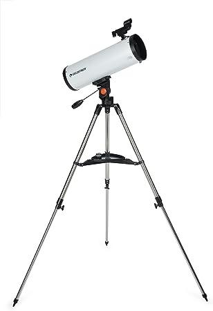 Amazon Com Celestron 21079 Cometron 114az Telescope White Camera Photo