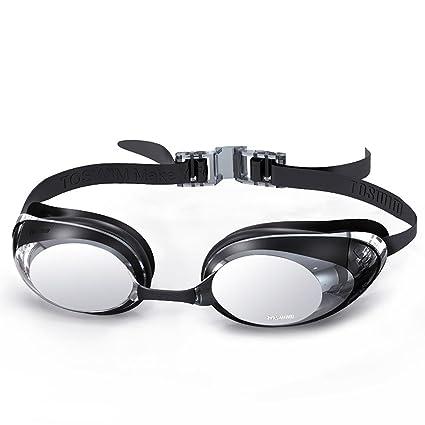 ee091a6c454 SX-CHENG Professional Swimming Glasses Waterproof Anti-Fog UV Protect  Swimming Goggles Swim Glasses