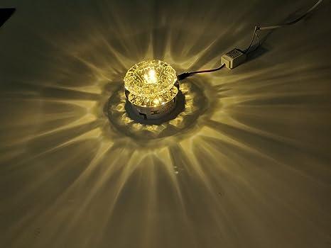 Plafoniera Per Soggiorno Bianco : Bloomwin led spot da incasso plafoniera w lampada di