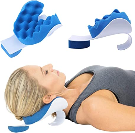 KWELJW Pain Relief Pillow Neck And