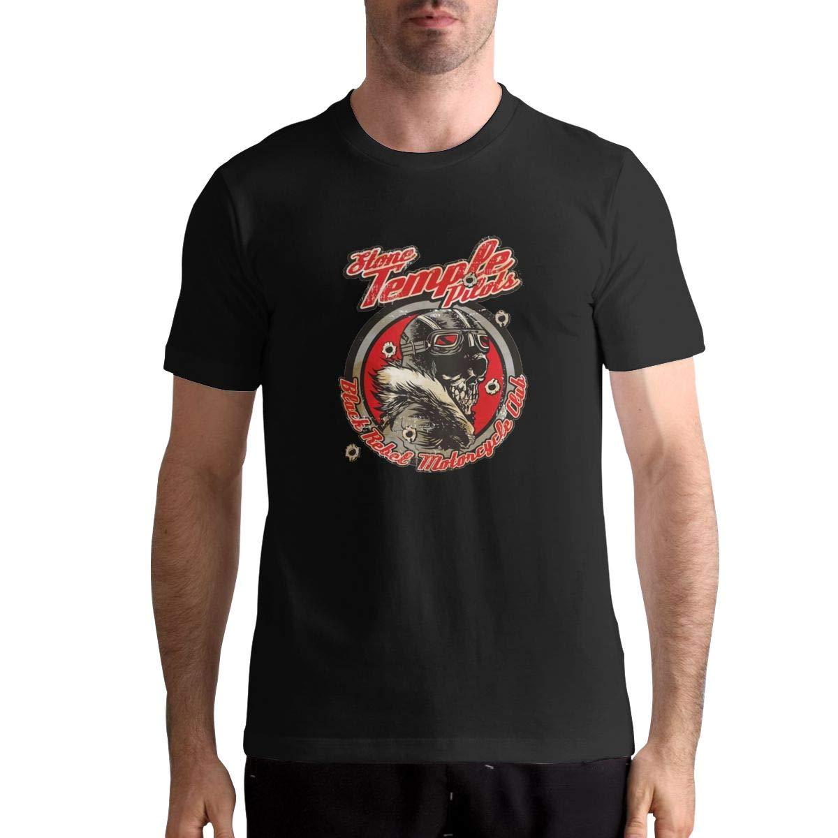 Stone Temple Pilots Soft Men Tops Short Sleeve T-Shirt