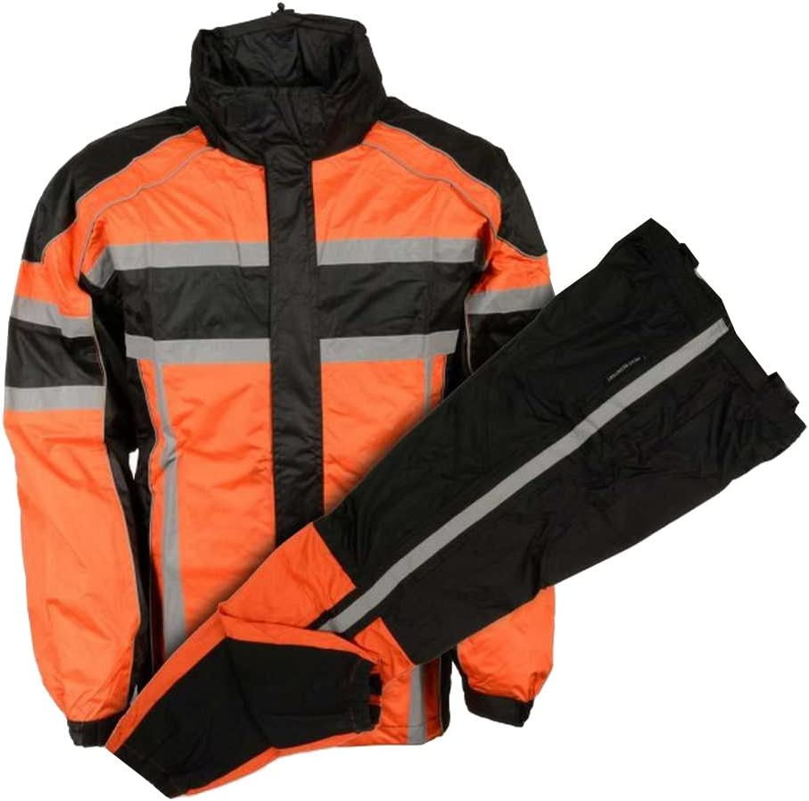 Best Rainsuit for Motorcycle Riding