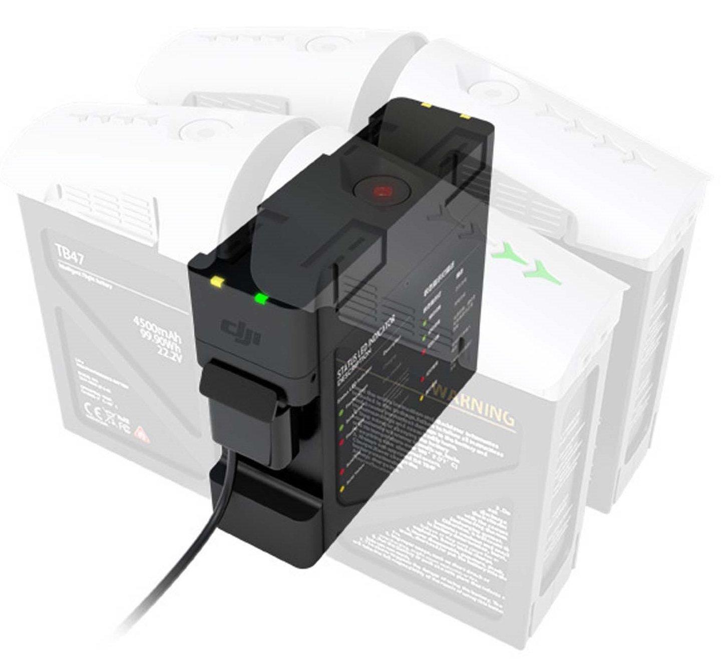 amazon com dji inspire 1 battery charging hub black camera u0026 photo