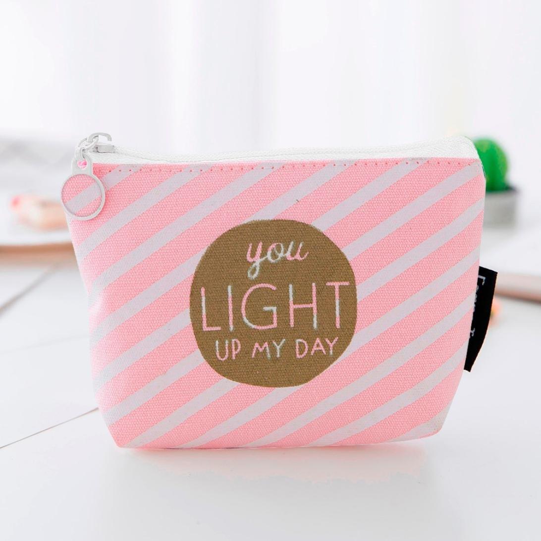 Pequeño bolso de billetera para niñas con diseño de ...