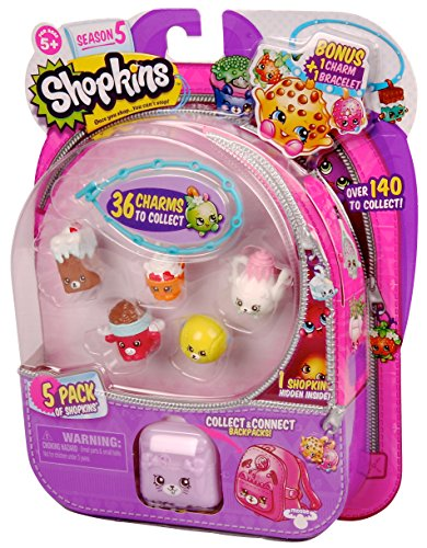 Shopkins S5 5 Pack - http://coolthings.us