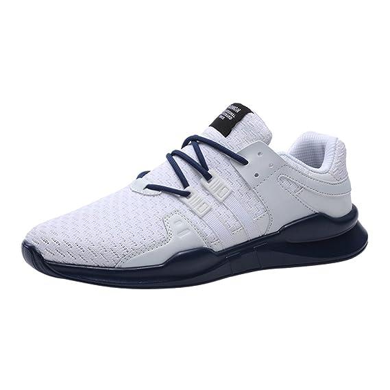release date 8bd66 db616 Schuhe Herren Sportschuhe Sneaker Running Männer Outdoor Laufende Schuhe  der Männer Breathable Gym Schuhe Freizeit Lace-up Sportschuhe