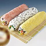 HuaYang Portable Healthy Japan Korea Home DIY Kitchen Sushi Roll Maker Bamboo Sushi Mat