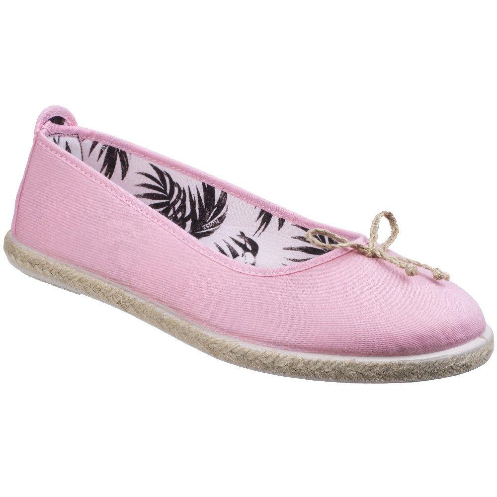 Flossy Condor, Alpargatas para Mujer 7|Baby Pink