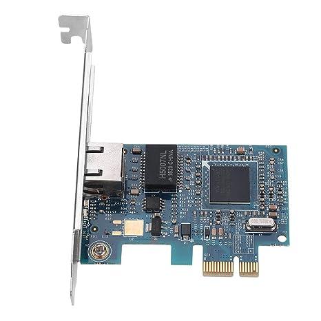 Tonysa Tarjeta de Red PCI-E con BCM5751 Chip & Baffle, Mini ...