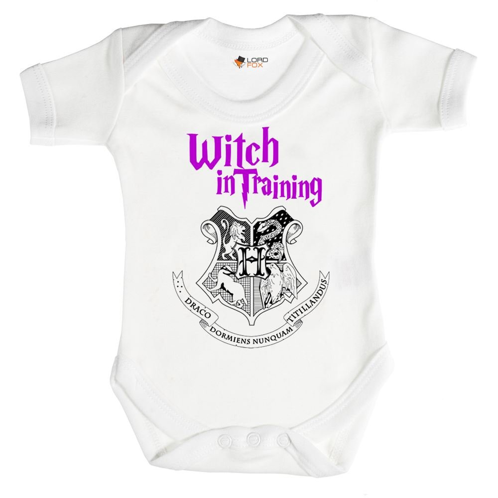 HAPPINESS CAN BE FOUND EVEN IN THE DARKEST OF TIMES BODYSUIT BABY GROWS POTTER