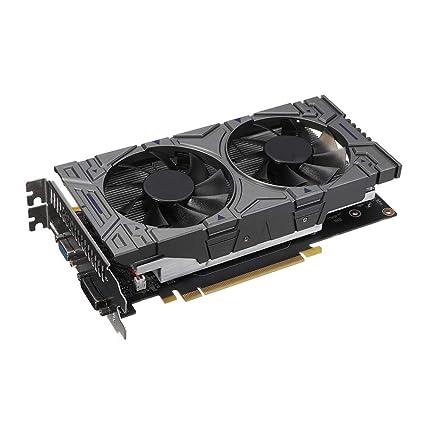 Fishyu 2FNM3 NVIDIA GeForce GTX 1050 - Tarjeta gráfica de 2 ...