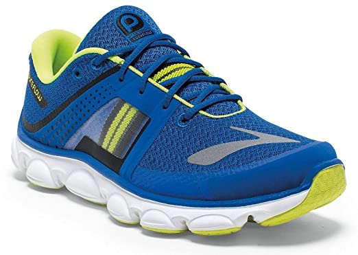 27cd6e33f3775 Image Unavailable. Image not available for. Colour  BROOKS PureFlow 4 Junior  Running Shoes ...