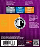 Elixir Strings 80/20 Bronze Acoustic Guitar Strings w NANOWEB Coating, Baritone (.016-.070)