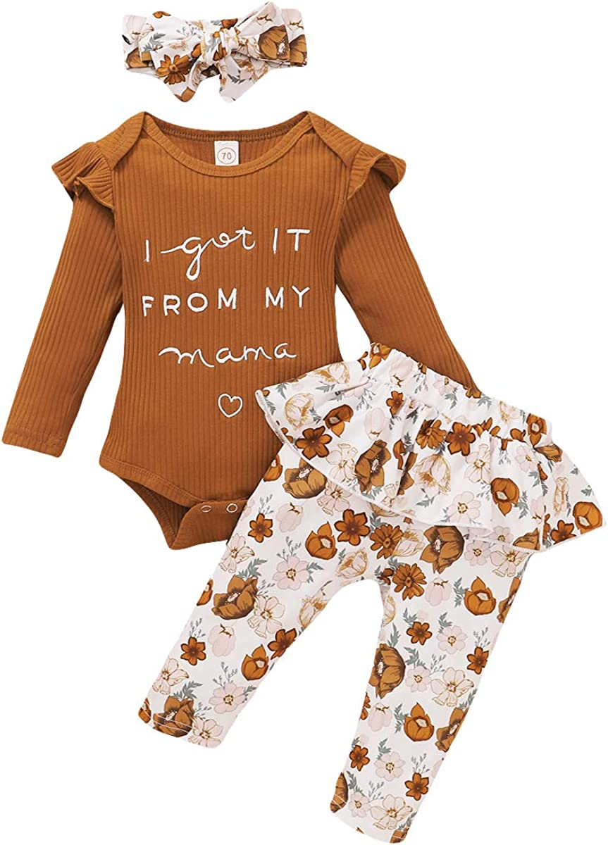 Amazon.com: YOUNGER TREE 7PCS Newborn Infant Girls Clothes Baby