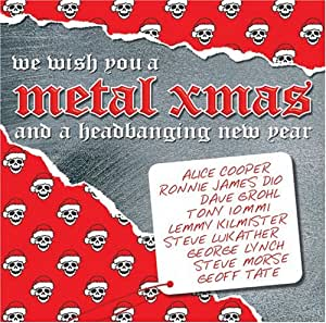 We Wish You A Metal Christmas
