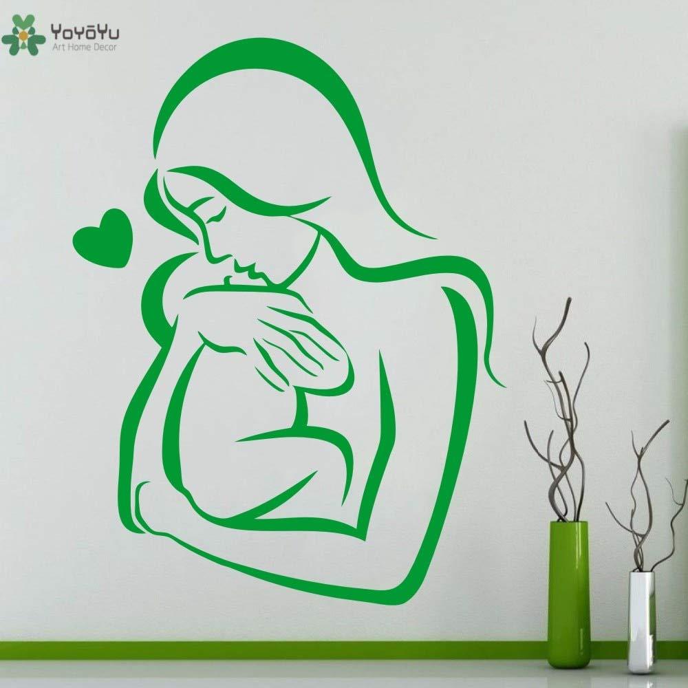nkfrjz Tatuajes de Pared Familia Patrón de la Madre y el Bebé ...